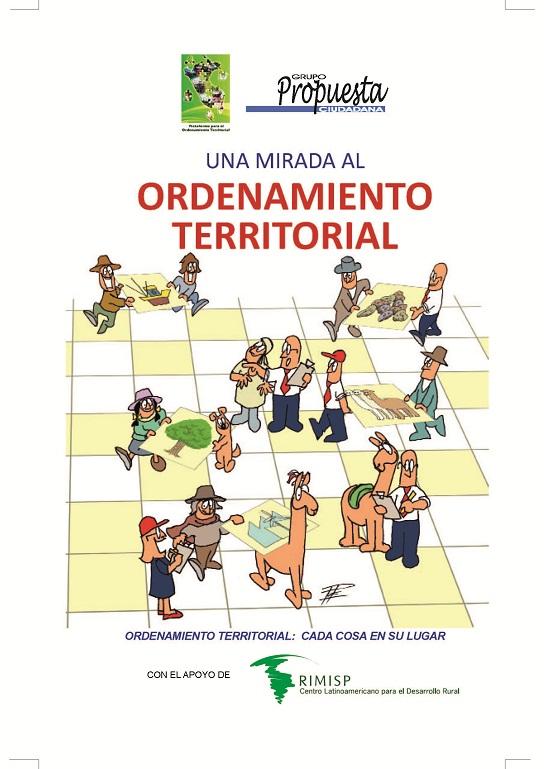Ordenamiento territorial: Cada cosa en su lugar