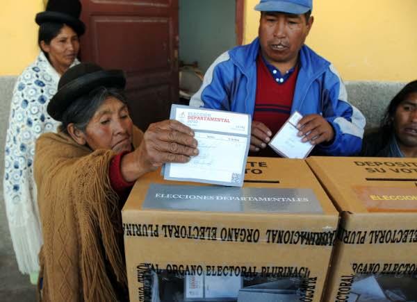 Elecciones regionales y descentralización