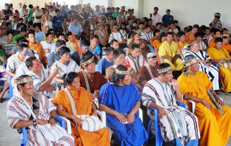La consulta previa a los pueblos indígenas, un derecho democrático