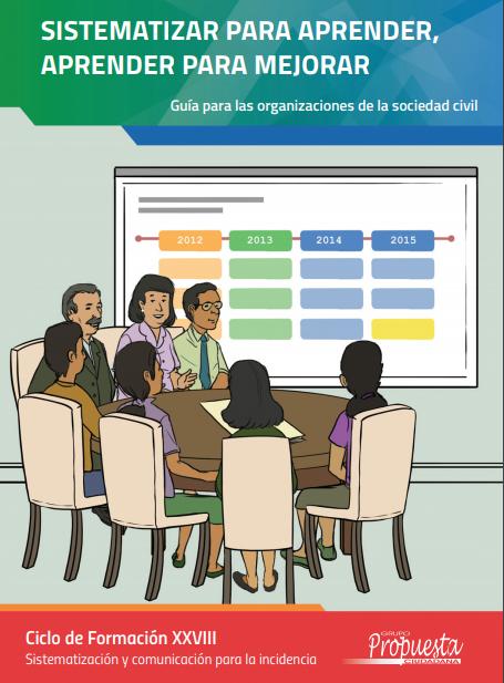 CF XXVIII: Sistematización y comunicación para la incidencia- Sistematizar para aprender, aprender para mejorar