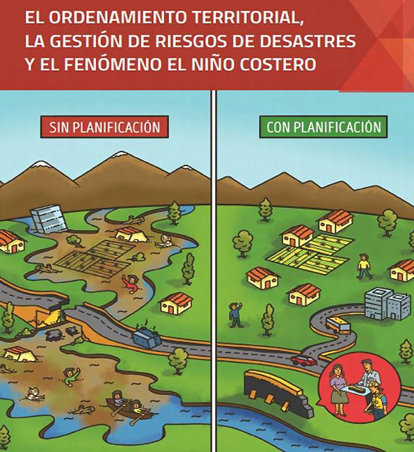 CF XXX: El ordenamiento territorial, la gestión de riesgos de desastres y el fenómeno el Niño Costero
