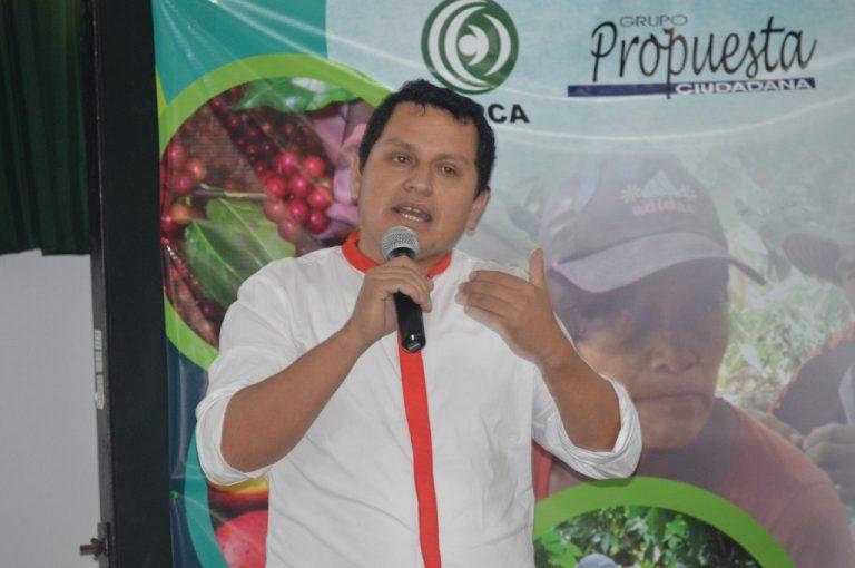 Piura: candidatos a gobernadores, se encontraron para debatir sobre agricultura familiar