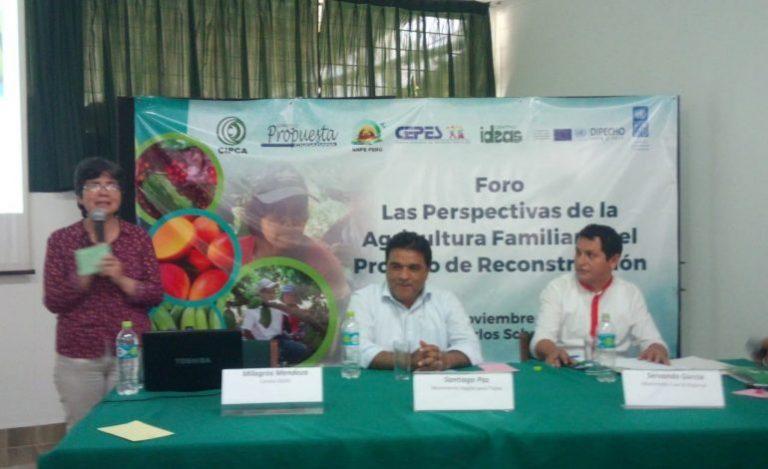 Servando vs Santiago: candidatos se lanzan indirectas tras participar en foro de Agricultura