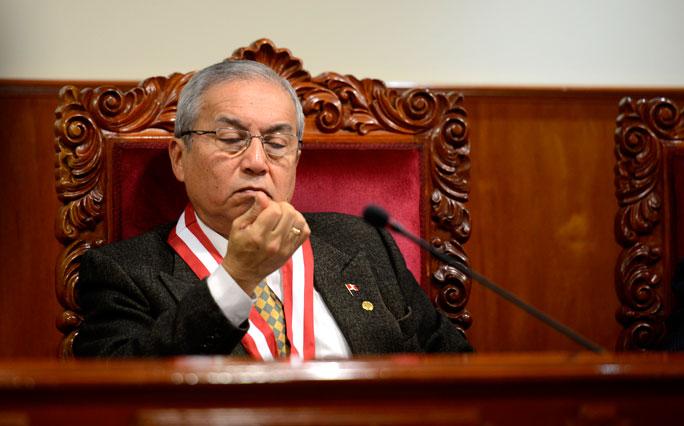 Exigimos la renuncia de Fiscal de la Nación, Pedro Chávarry, para avanzar en la lucha contra la corrupción