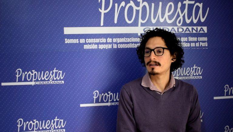 Entrevista radial a Rafael Barrio De Mendoza sobre la designación de Amalia Moreno como ARCC