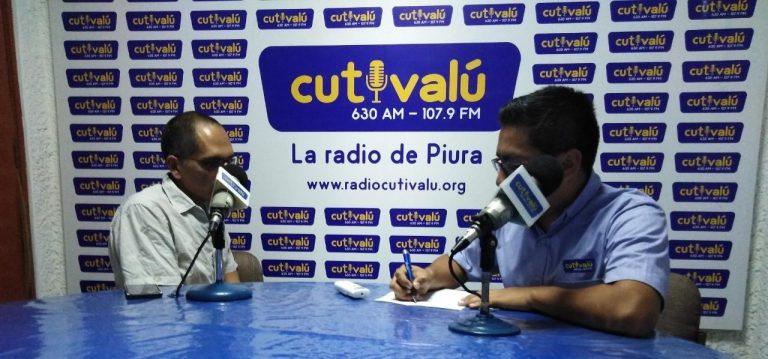 Entrevista radial a José Carlos Orihuela sobre el estudio ¿Reconstrucción sin Instituciones?