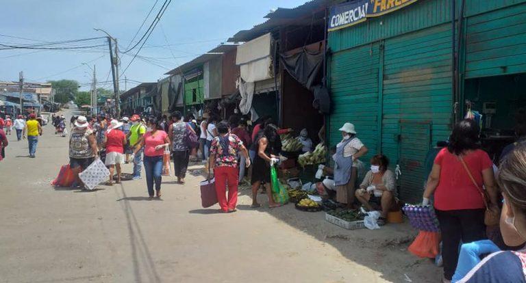 Tres factores para entender los contagios en Piura