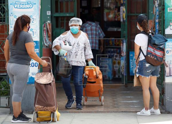 Reporte N° 3 de vigilancia de la gestión de la emergencia sanitaria