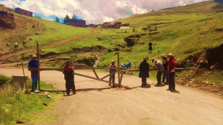 Organización y solidaridad en tiempos de COVID 19:  Respuestas locales frente a los desafíos de la emergencia en Apurímac y Cusco