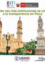 Carrusel: Instituciones que fueron objeto de estudio de los ETR Piura