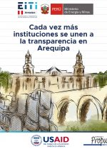 Carrusel: Instituciones que fueron objetos de estudio de los ETR Arequipa