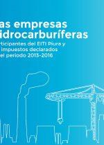 Las empresas hidrocarburíferas participantes del EITI Piura