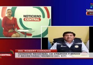 Noticiero Central- Telesur