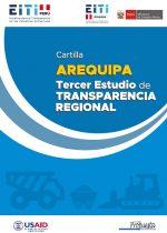 Cartilla Arequipa. Tercer Estudio de Transparencia Regional