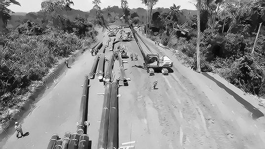 El gas de Camisea y el desarrollo del sur