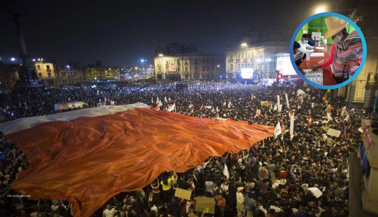 Defendamos nuestra democracia respetando el resultado electoral. No a las amenazas de golpe