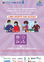 Flyer para inicio de campaña